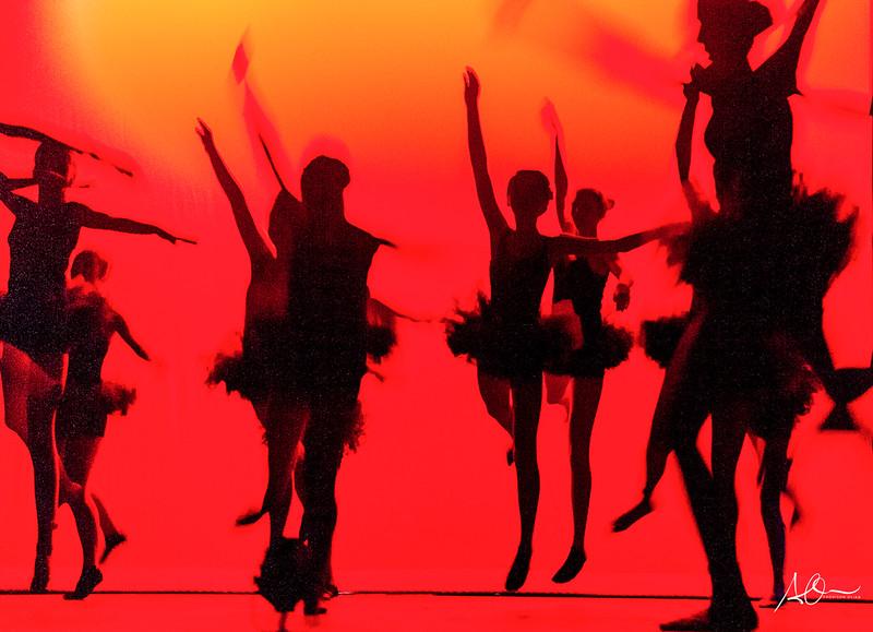 Atherton, Calif:  Dance School