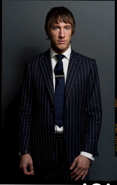 Phil in a Duncan Quinn suit
