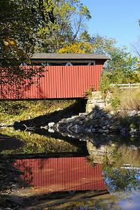 Cuyahoga Valley Covered Bridge
