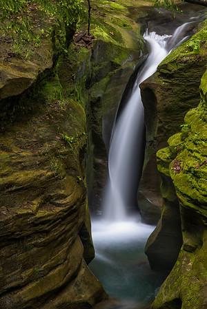 Corkscrew Falls