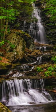 Ozone Falls, Ricketts Glen State Park