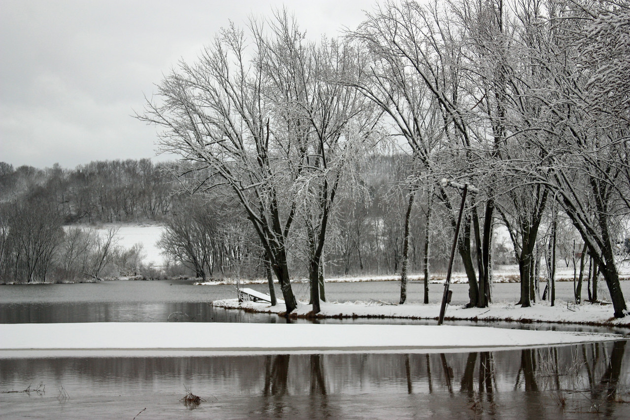 The Mill Pond after the Storm