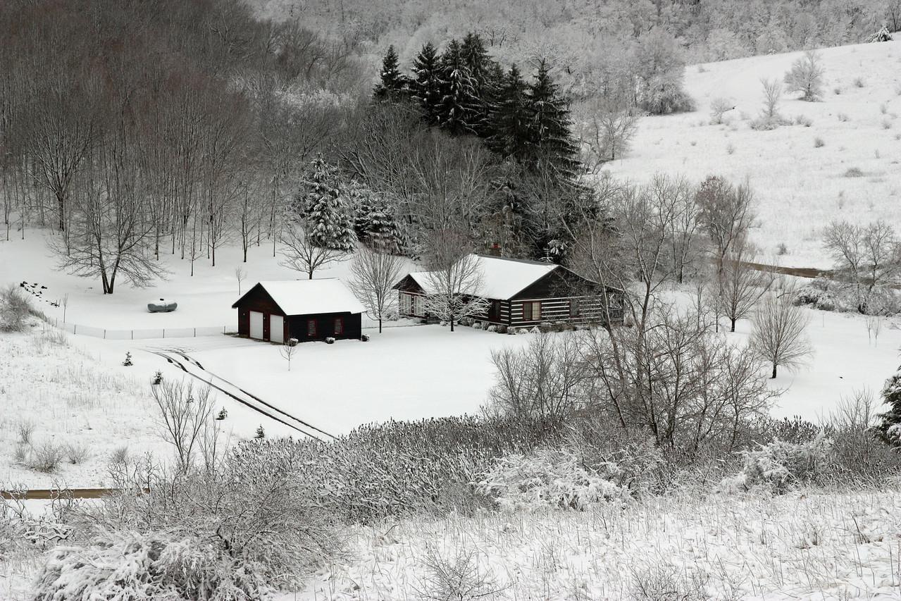 Old Man Winter Returns