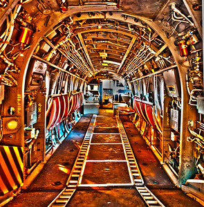 inside Chinook