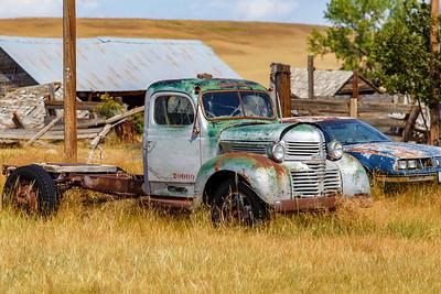 Different Eras Rust Together