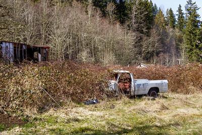 Half Life of a Pickup Truck