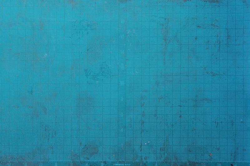 Deck Mat, Oakland, CA, 2004.01.03
