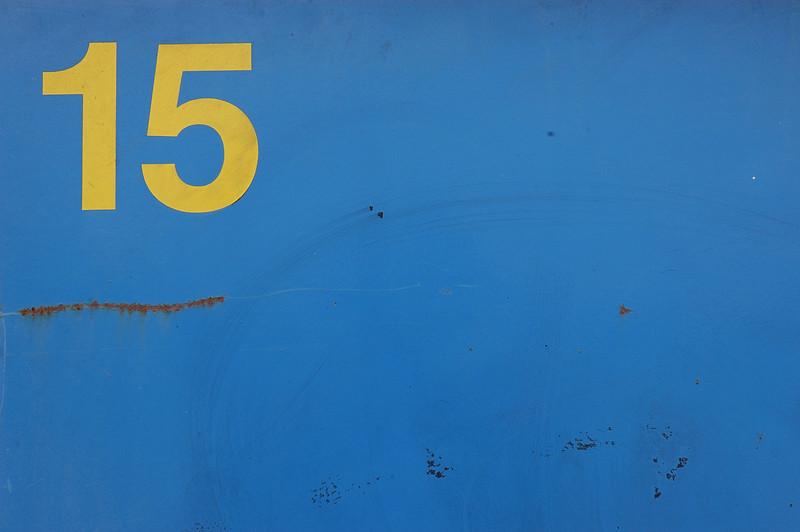 Dumpster, Santa Cruz, CA, 2006.10.04