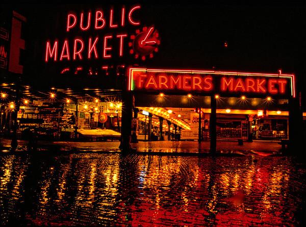 Pike Place Public Market, Seattle Washington