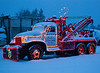 Christmas Tow Truck 2008, Vashon, Washington