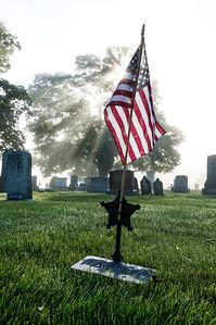 Troop 692 Memorial Day Service Project