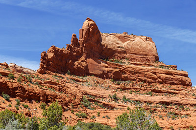 Extraneous Red Rocks