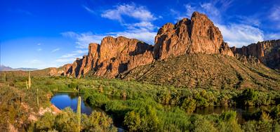 Moderately Okay Desert Scene in Arizona