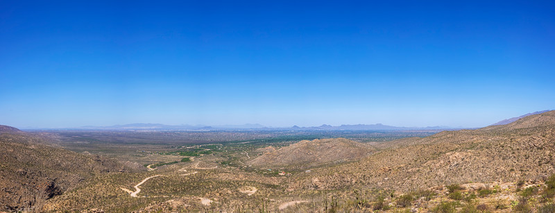 The Expanse of Tucson