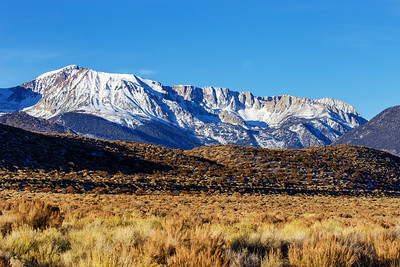 Taking the Sierra Nevada Mountains for Granite
