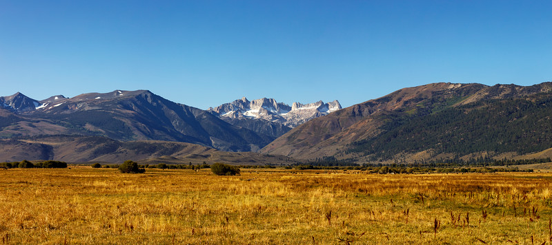 Eastern Sierra Nevada Mountains Will Block Your Expeditions