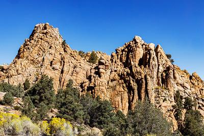 Garbled Rock Piles