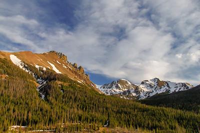 Actual Rocky Mountains
