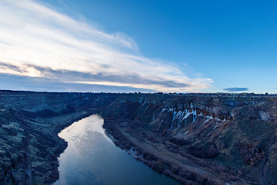 Dawn Over The Snake River