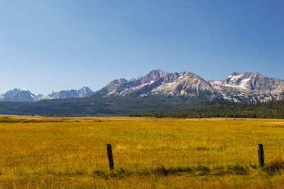Sawtooths and Fence Posts