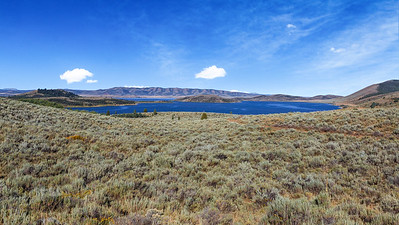Standard Idaho Reservoir Imagery