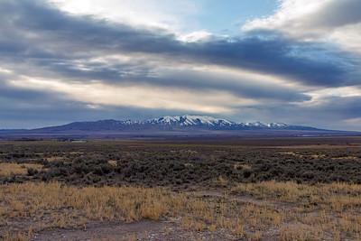 It's Morning in Idaho