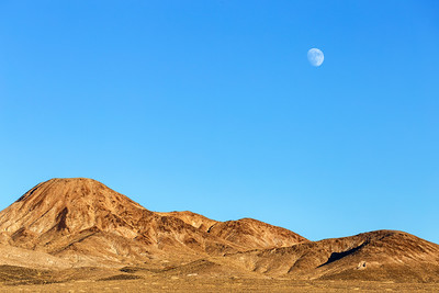 The Moon Is Surprised at Your Landscape