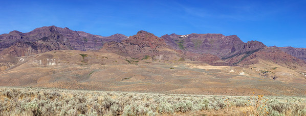 From Sagebrush to Rocky Peaks