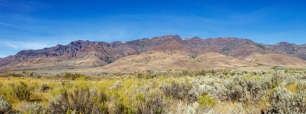 Steens Mountain in Oregon