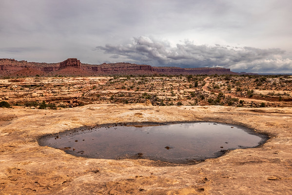 A Primitive Reservoir