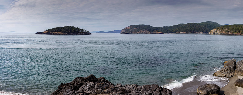Deception Pass Panorama
