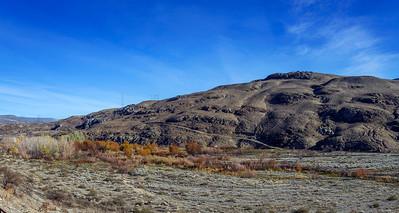 Molten Mounds Meet the Autumn Valleys