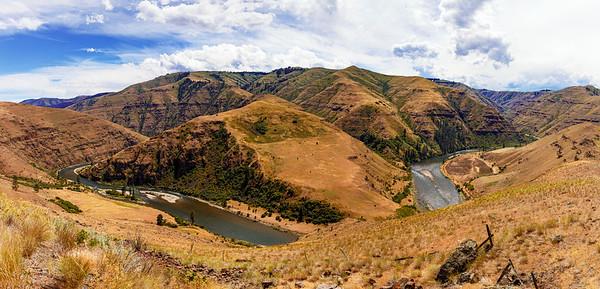 Grande Ronde River Bends