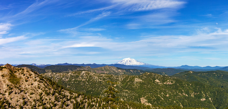 Mt. Adams - Now With Context!