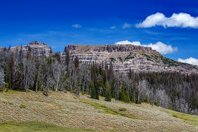 Rock Fortresses of Wyoming