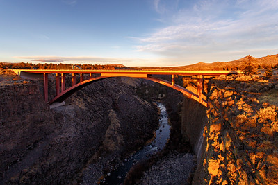 US-97 Bridge Over the Crooked River