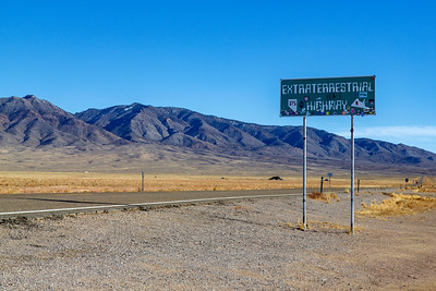 Stick 'em Up Time On the Extraterrestrial Highway
