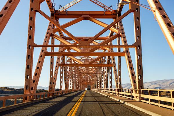 US 197 Bridge Over the Columbia River