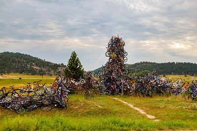 World's Biggest Bike Pileup