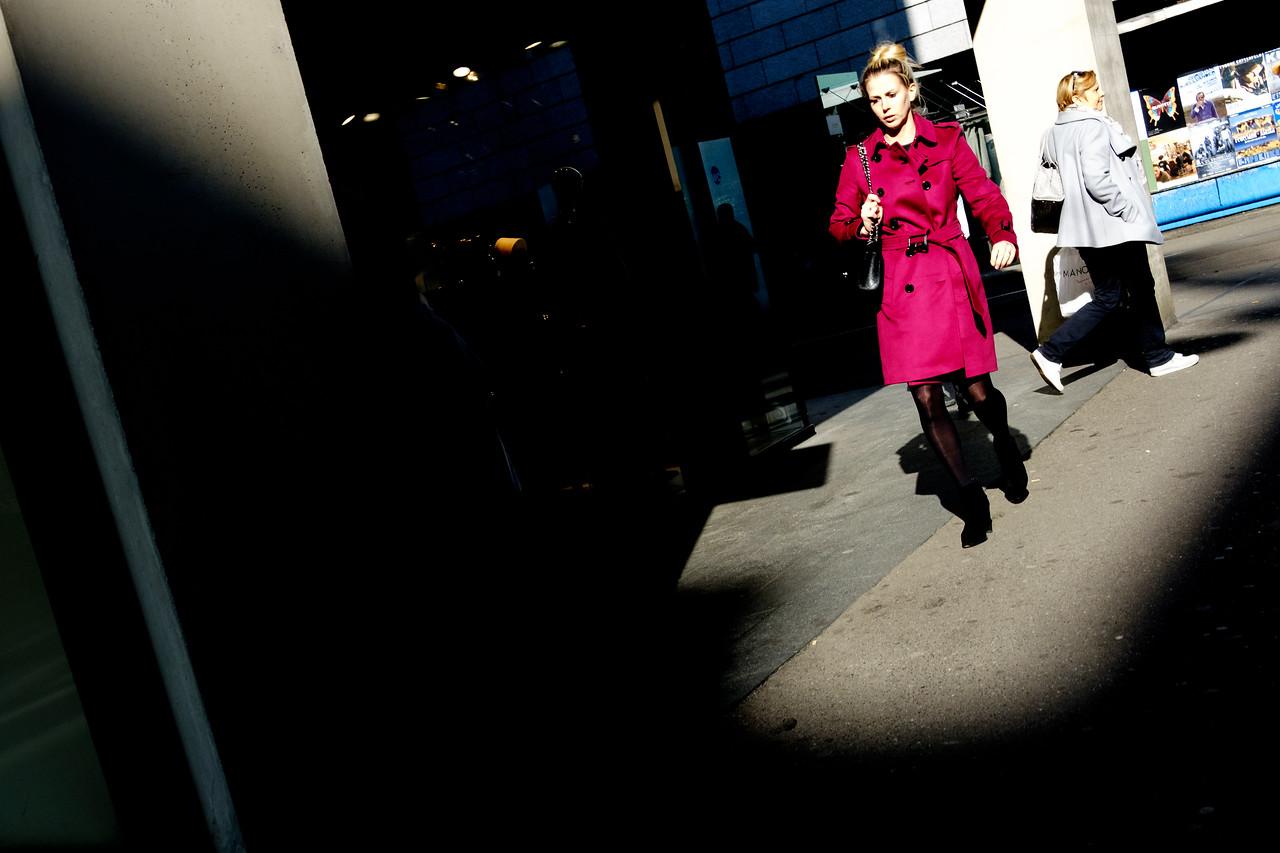 Spotlight on the Catwalk