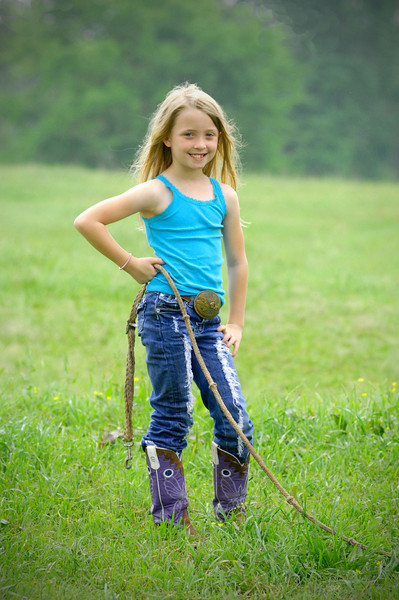 """""""Young Cowgirl"""""""