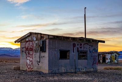 Buildings as Spray Paint Canvas