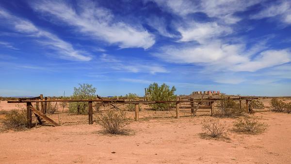 A Cattleman's Stonehenge & Corral