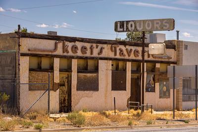 Skeet's Tavern Skittered Away