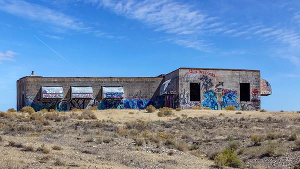 Graffiti Temple