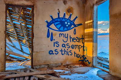 My Heart Is As Empty As This House