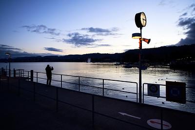 Schiffstation Bürkliplatz