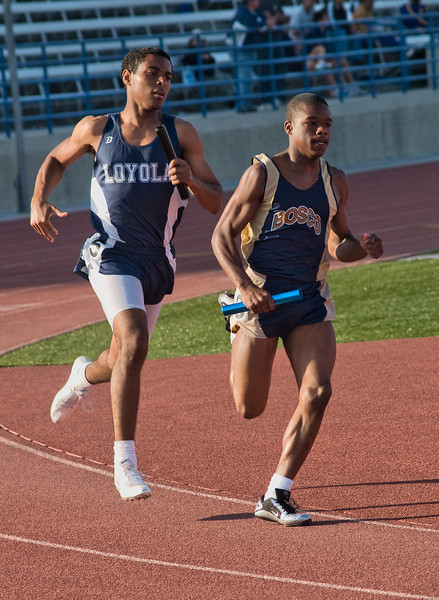 Loyola Track Pictures, one of thousands