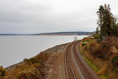 Puget Sound Tracks