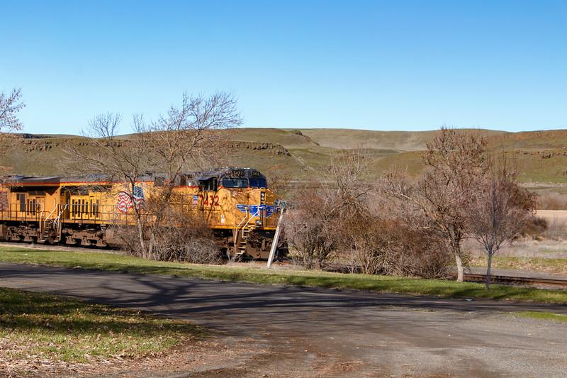 Hooper's Lurking Train